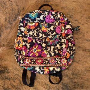 NWOT Small Vera Bradley Backpack